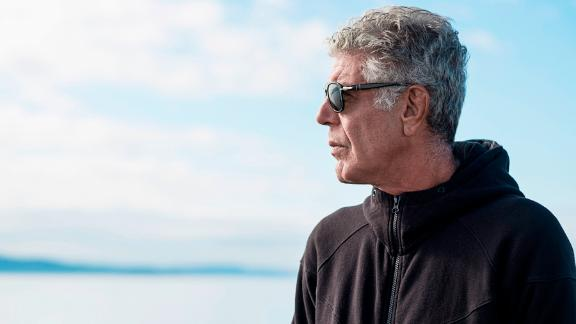 Journalist jailed by Iran talks about how Anthony Bourdain changed his life