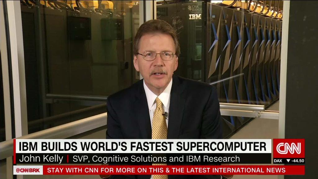 Meet the world's smartest, fastest supercomputer ever