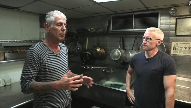 anthony bourdain anderson cooper 2