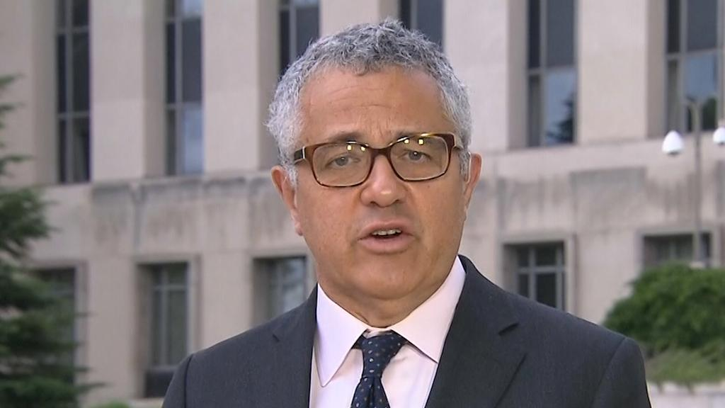 Toobin: Suspicions about Trump DOJ's motives
