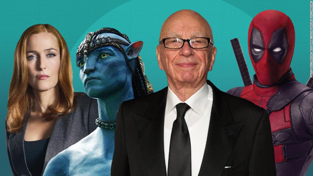 Disney raises bid for 21st Century Fox assets