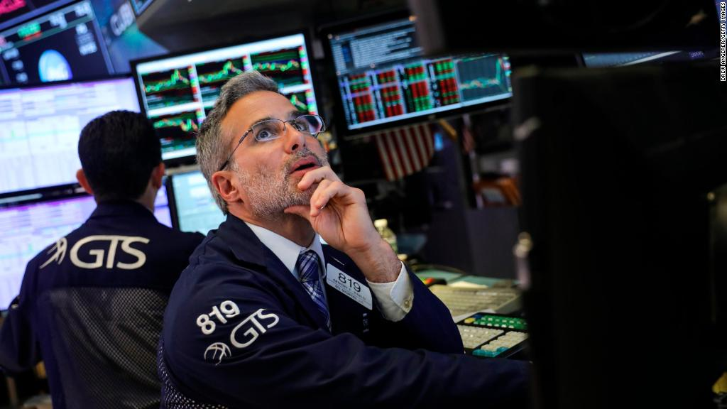 S&P Ties Record High