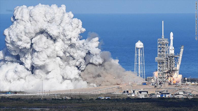 rocket environmental impact