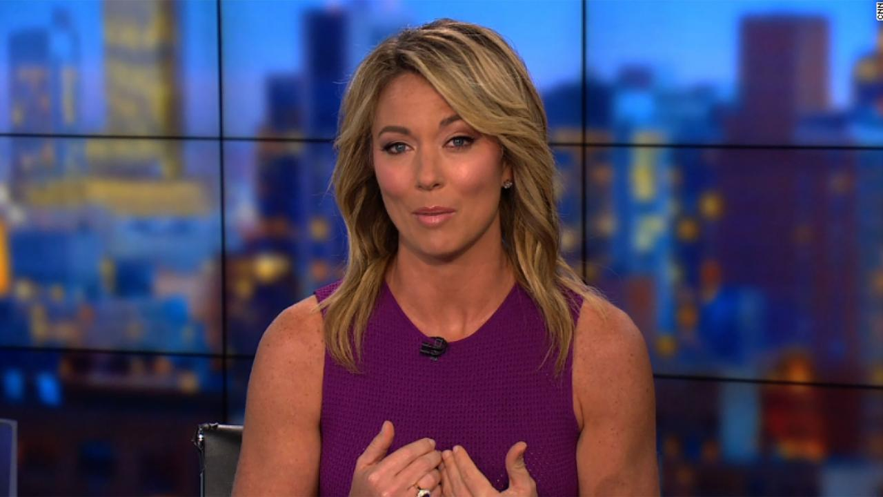 Why CNN anchor told colleague her salary - Video ...