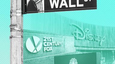 Wall Street is winning big from merger mania