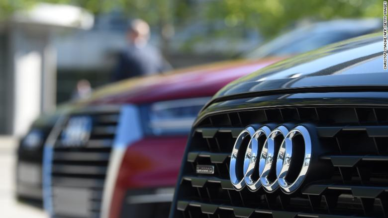 Audi Names New Leader After CEO Arrested - Audi parent company