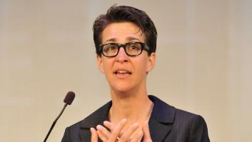 Rachel Maddow breaks down in tears while discussing border crisis