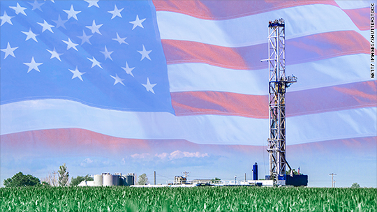 Shale exec: US will be the world's biggest oil producer by the fall
