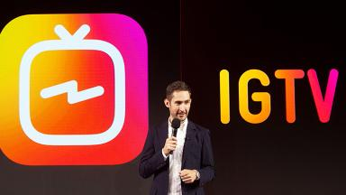 Instagram's new long-form video hub IGTV takes on YouTube