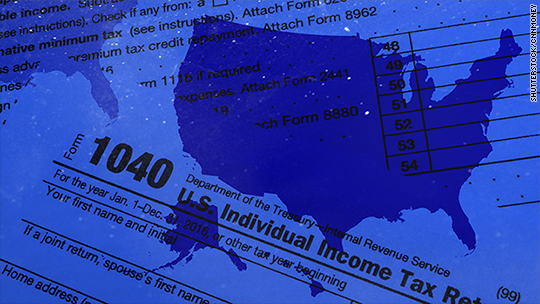 Make 100000 Heres Where Youre Likely To Get The Biggest Tax Cut