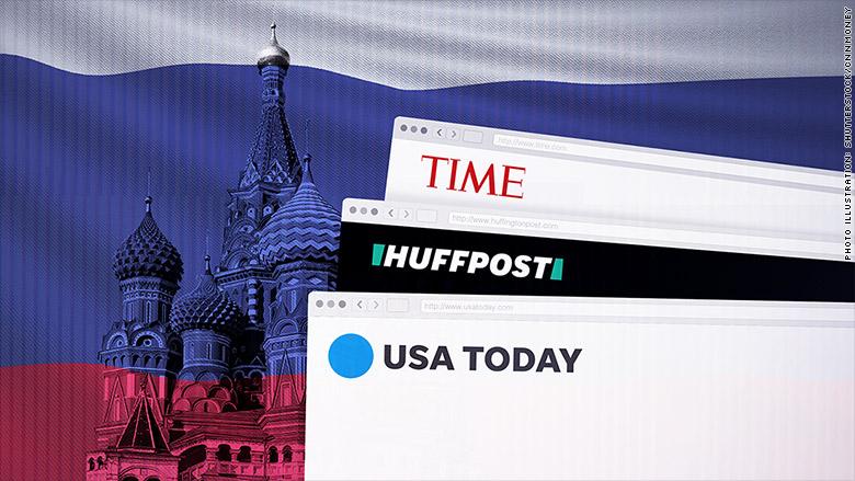 American media still falls for Russian trolls