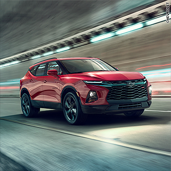 Gm Is Bringing Back The Chevy Blazer An Suv Classic