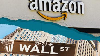 The weird reason that mighty Amazon isn't in the Dow