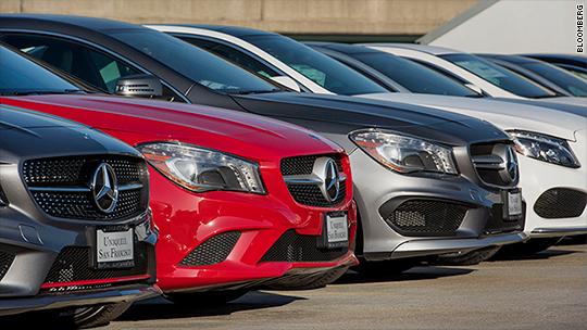 Tariffs on European cars would hurt US auto jobs