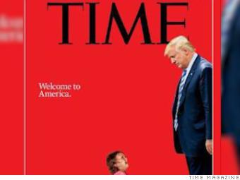 Time Editor Defends Crying Migrant Girl Cover She Became The Face