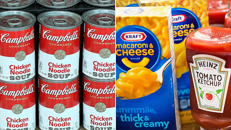 Campbell Soup Is Piping Hot After Reported Interest From Kraft Heinz