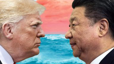 PACIFIC • Trump's Next Great Wall is for China