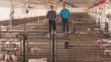 US farmers 'anxious' as trade battle intensifies