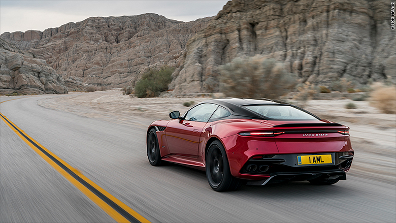 aston martin dbs superlegger 3