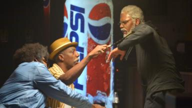 Why Pepsi made 'Uncle Drew' into a movie
