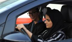The long road to drive for Saudi women