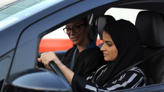 Saudi women are driving men for Uber's Mideast rival