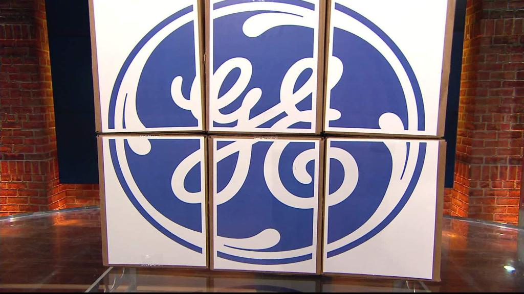 Breaking down GE's breakup
