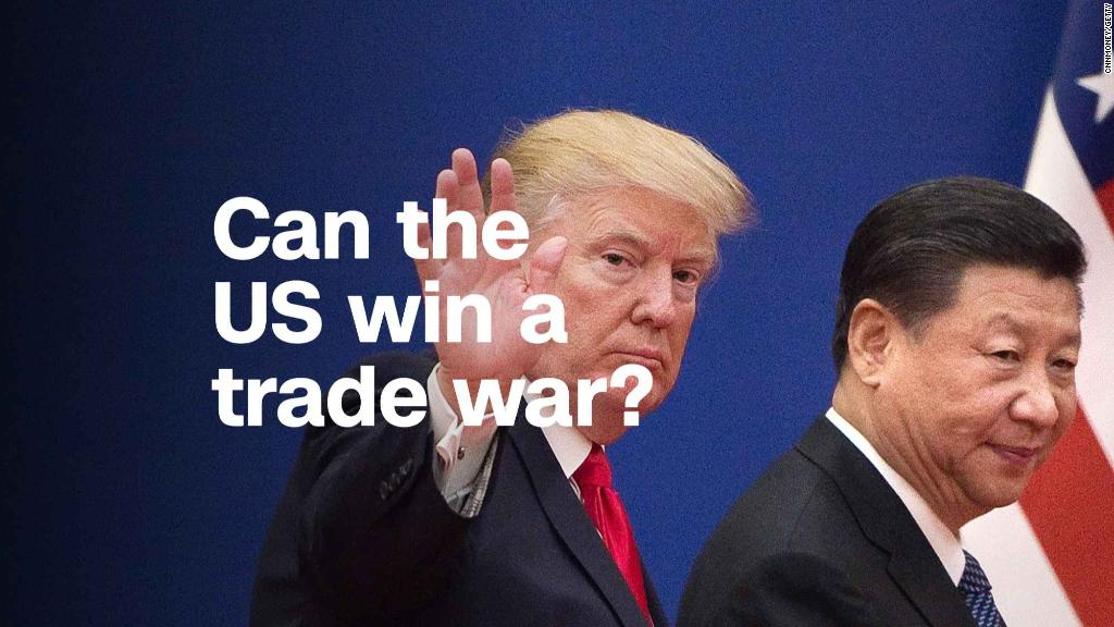 Can the US win a trade war with China?