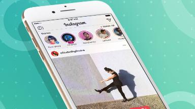 Instagram Stories is twice as popular as Snapchat
