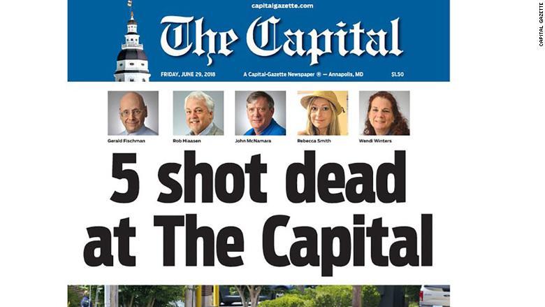 capital gazette front page 1600px