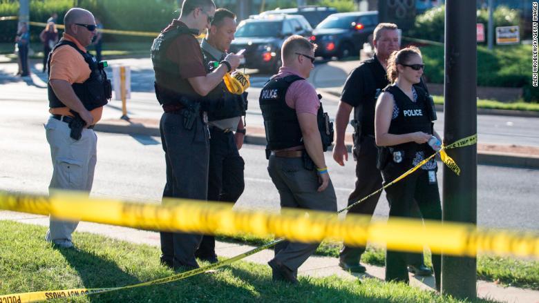 annapolis shooting police response
