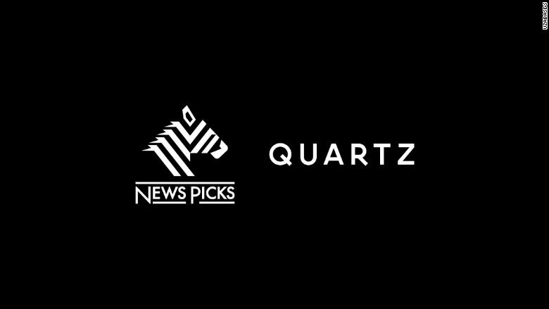 Uzabase NewsPicks Quartz