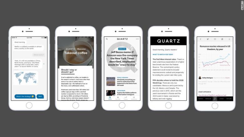 Quartz Media