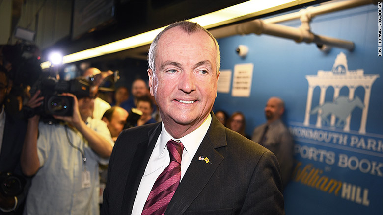 phil murphy new jersey governor
