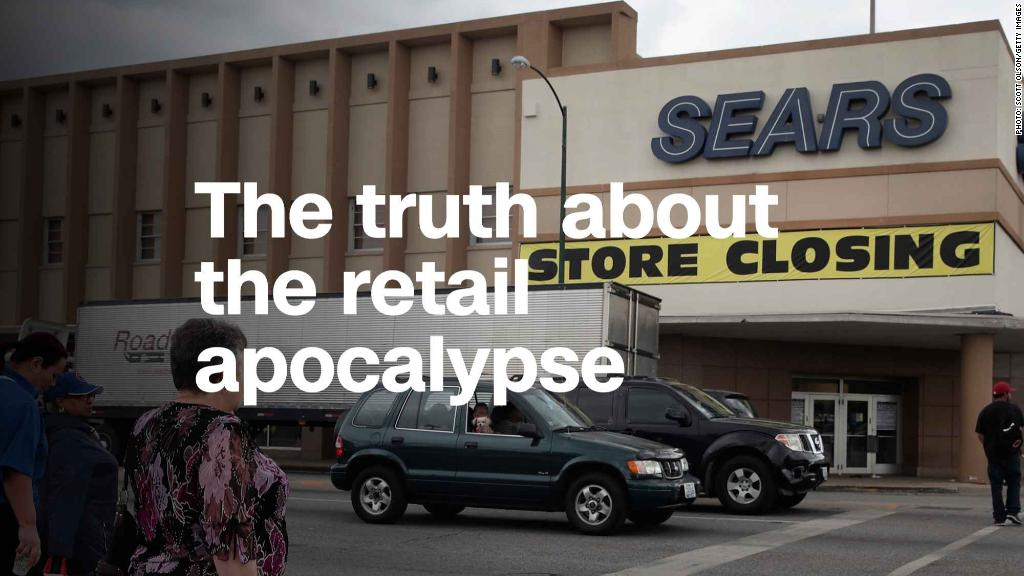 The Truth About Retail Apocalypse