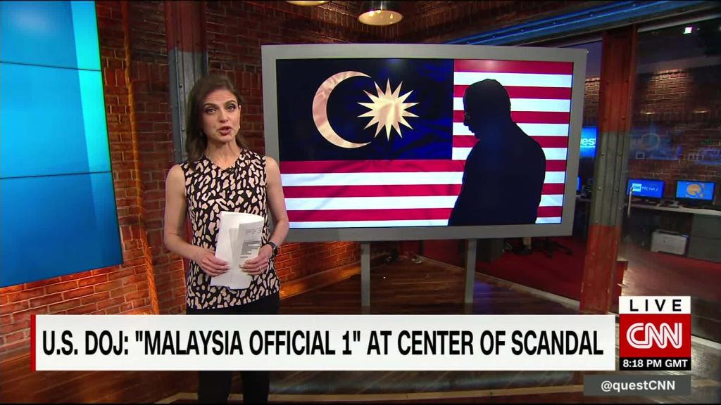 Fmr. Malaysian PM Najib Razak arrested