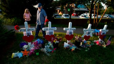 Capital Gazette staffers mourn, return to work and help a community heal