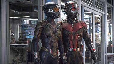 'Ant-Man and the Wasp' caps off Marvel's blockbuster year