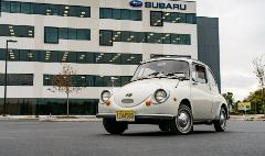 Driving the Subaru 360, one of the worst cars ever sold in America