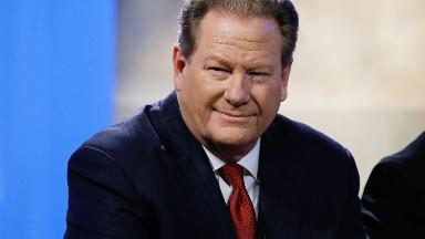 Ed Schultz, veteran broadcaster and former MSNBC host, dies at 64