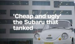 'Cheap and ugly:' Subaru's first US model was a disaster