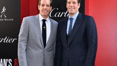 The Winklevoss twins' bitcoin ETF was rejected