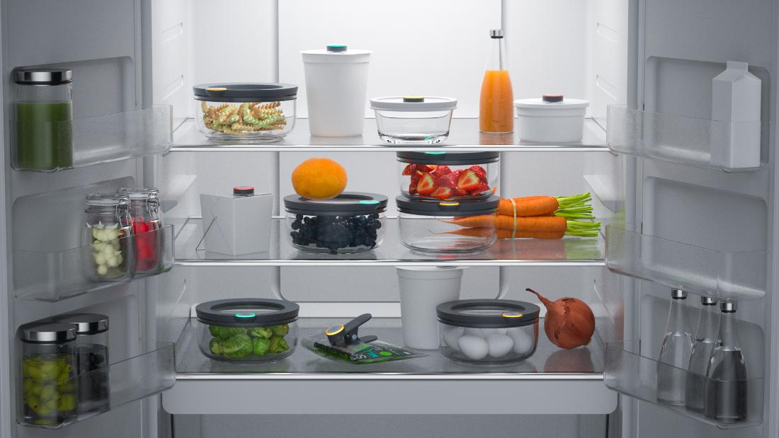 Can kitchen tech reduce excessive food waste?