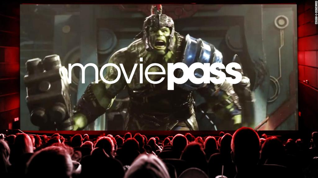 MoviePass tipped in plan to ditch blockbuster movie tickets