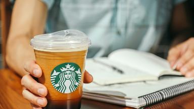 See Starbucks' straw-free lid