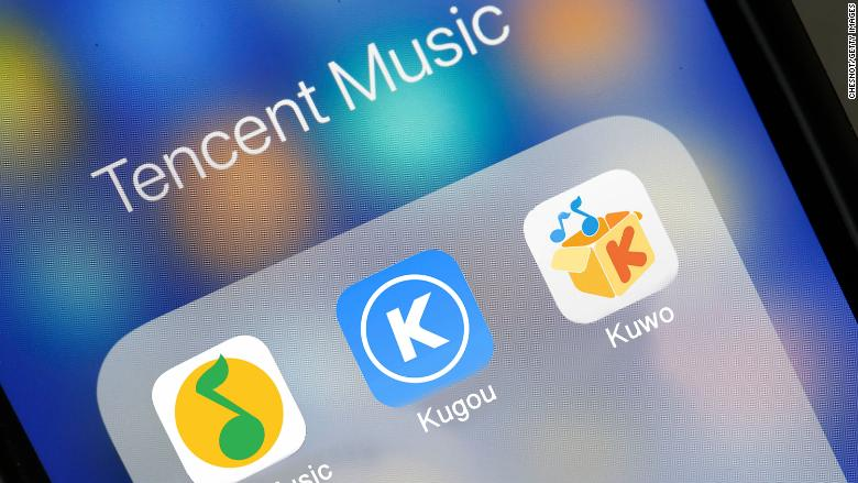 01 tencent music apps