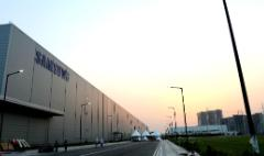 Samsung goes big in India with 'world's largest mobile factory'