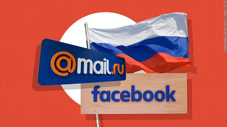 Russian company had access to Facebook user data through apps
