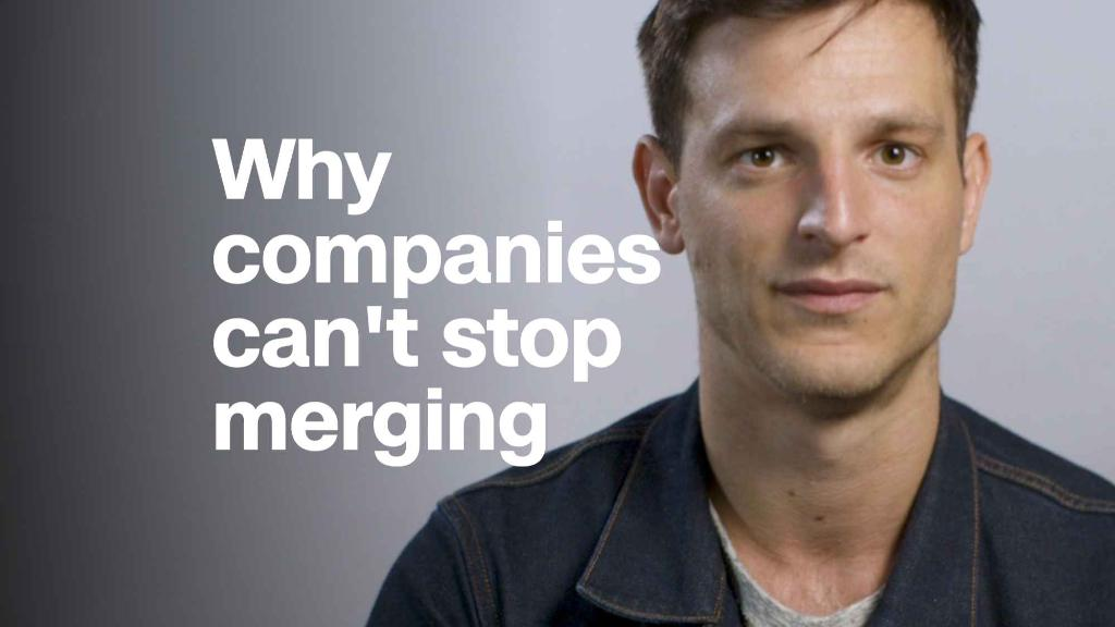 The rush for vertical mergers, explained