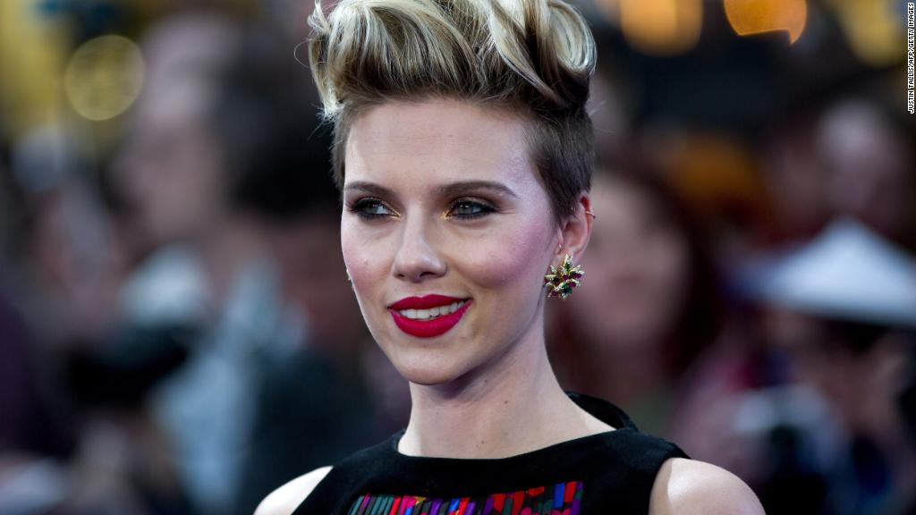 Scarlett Johansson faces backlash over new role